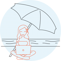 how to start a blog guide free by sunita biddu-min